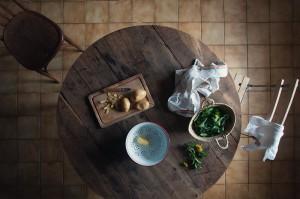 Gnocchis aux orties
