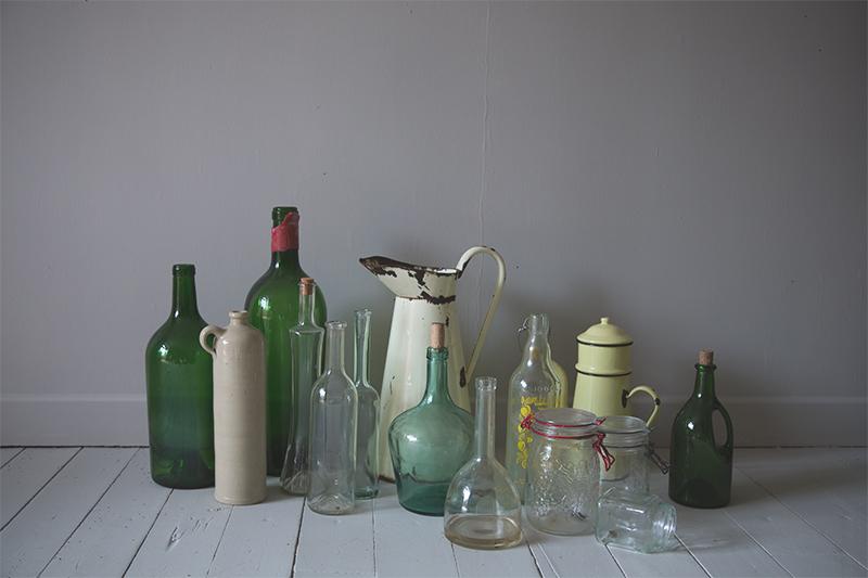Favorit Customiser des vieilles bouteilles - J'veux être bonne CV24
