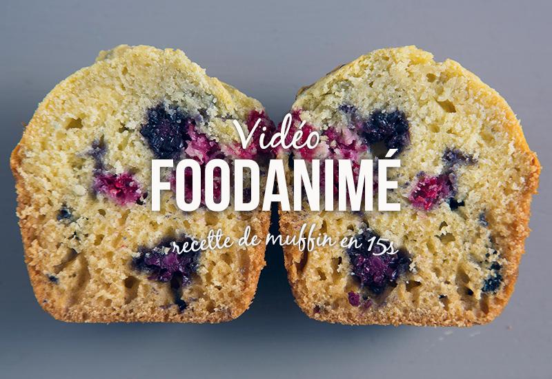 Petite recette de muffin