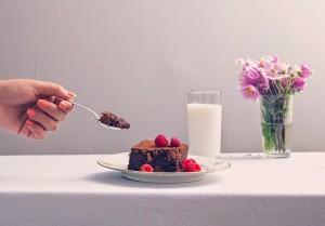 Brownie au chocolat comme j'aime