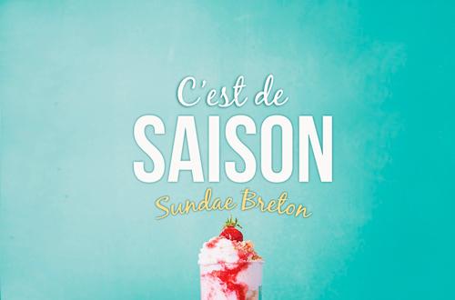 Sundae Breton