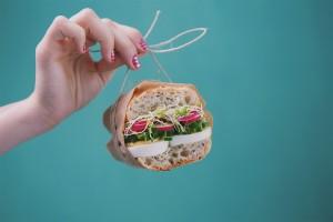 Sandwich du printemps